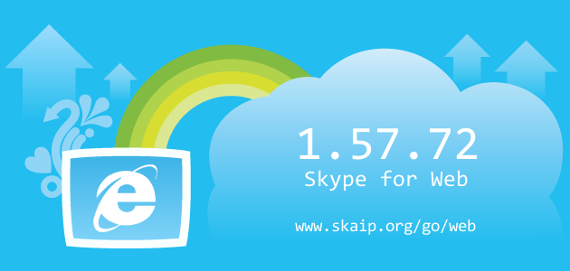 Skype 1.57.72 for Web