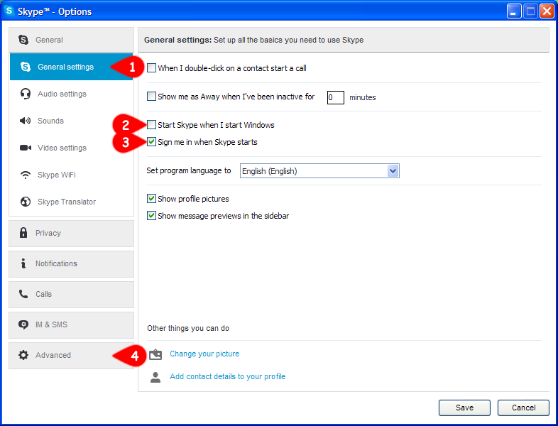 How to run older versions of Skype for Windows